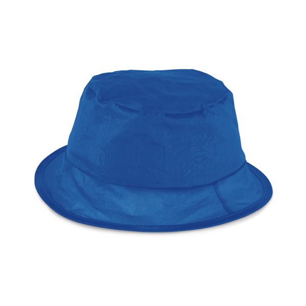 Foldable bucket hat.